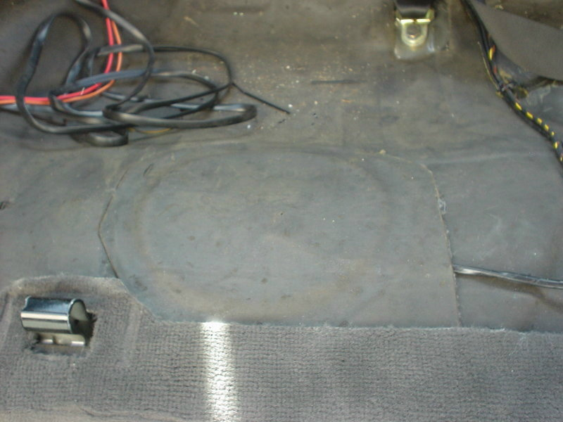 Pic on 2006 Ford Fusion Fuel Filter Location