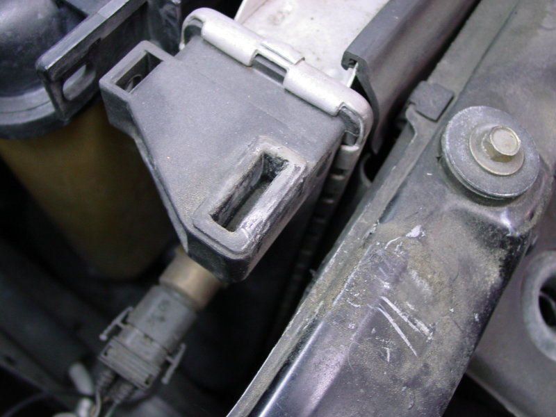Bmw bmw radiator replacement