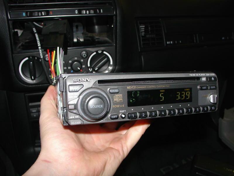 Bmw E30 E36 Radio Head Unit Installation 3 Series 1983