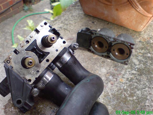 Bmw E36 3 Series Heater Valve Cleaning And Flushing 1992