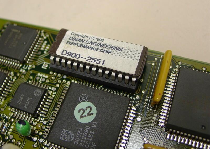 Bmw E30 E36 Performance Chip Installation 3 Series 1983