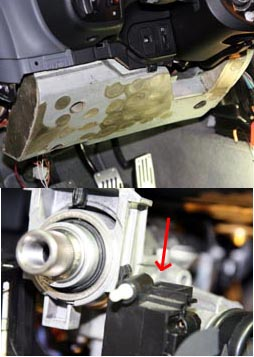 Pelican Technical Article Retrofit A Tilt Wheel On Your E36