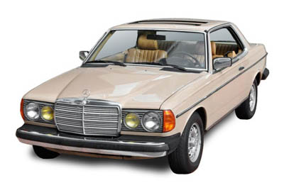 Mercedes-Benz W123 300TD (1977 - 1985) Technical Article Directory