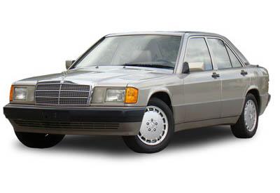 Mercedes E-Class W124 1987-1995