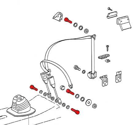 Porsche 911 Replacement Seats