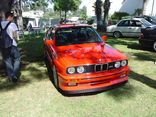 Pelican Parts Photo Gallery Bimmerfest 2004 Santa
