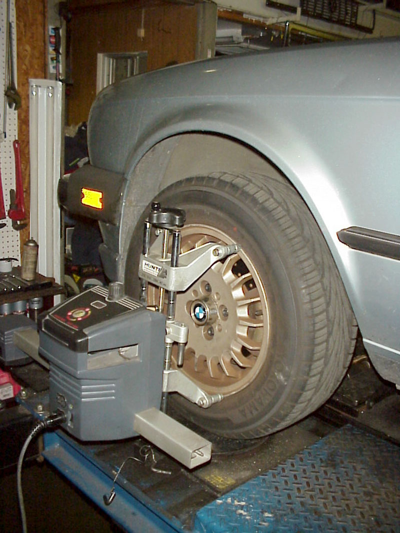 Tire Alignment Cost >> Pelican Technical Article: Alignment on Your BMW