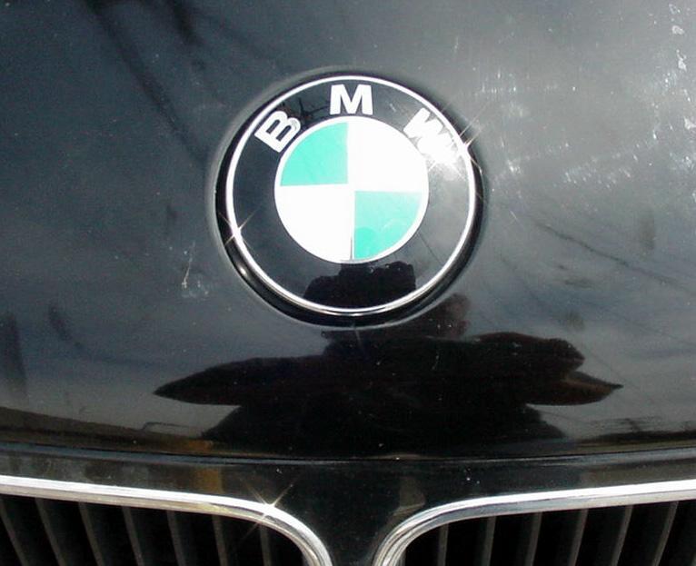Remove bmw hood emblem