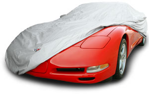Corvettte Car Cover