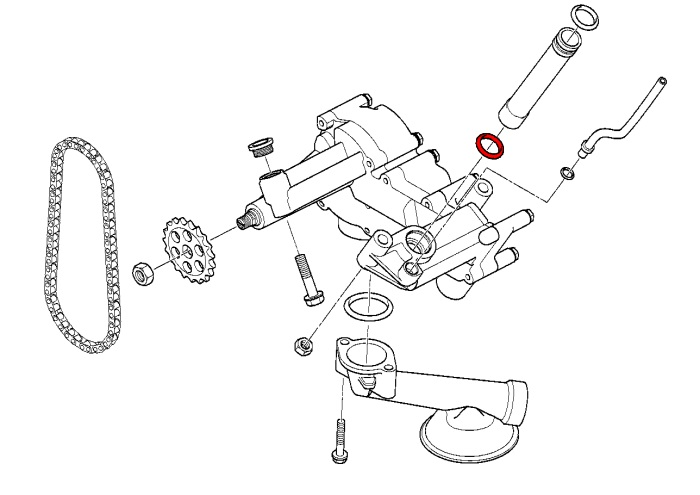 e46 power steering hose diagram
