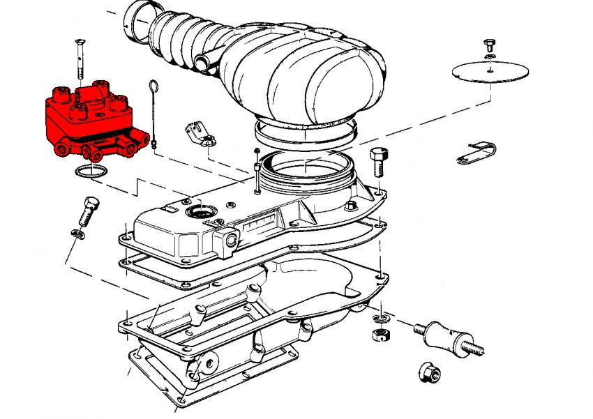 bmw 3-series e21  1977-1983  - fuel injection