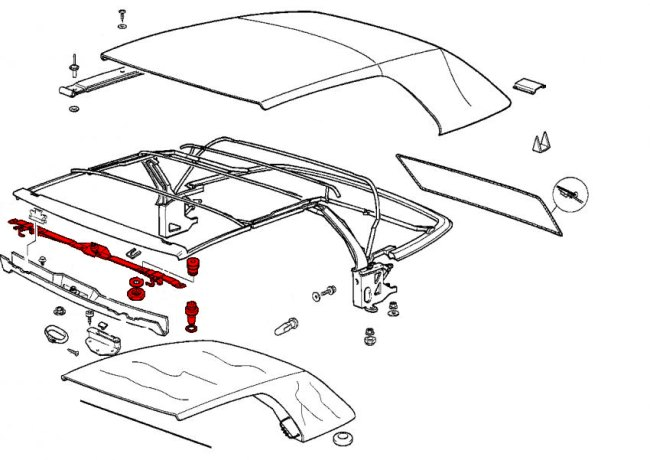 bmw 3 series e36  1992 1999  convertible parts page 3