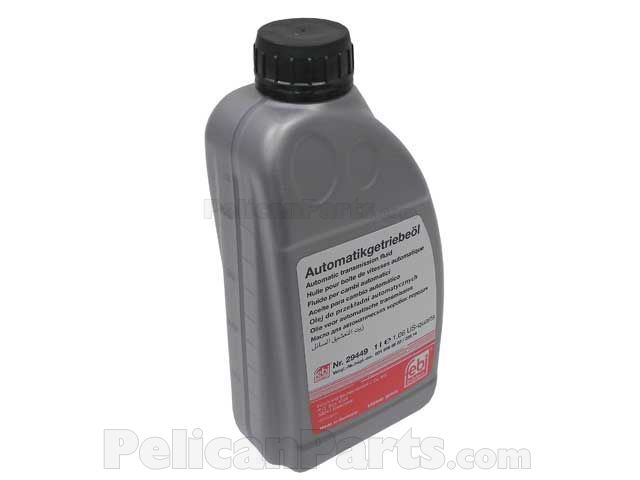 Automatic transmission fluid 001989680313 febi for Mercedes benz transmission oil