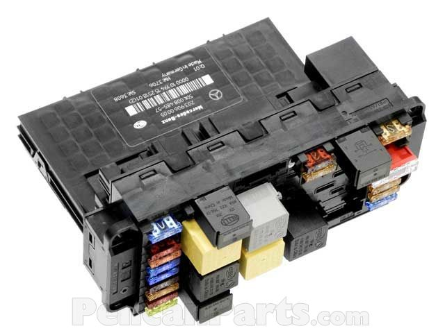 mercedes c class 2001 2007 w203 switches motors relays fuses wiring page 1