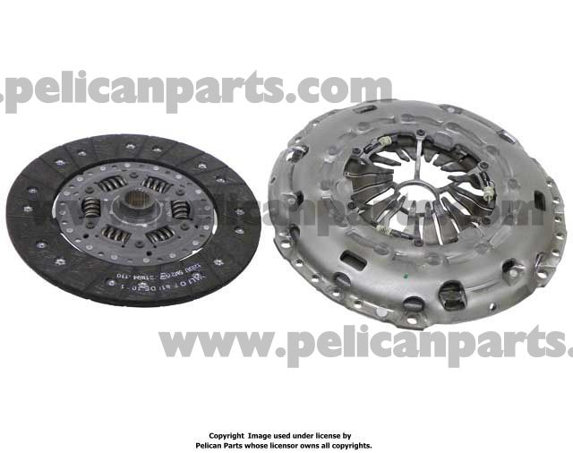 Are Luk Clutches Any Good : Clutch kit luk volvo m pelican