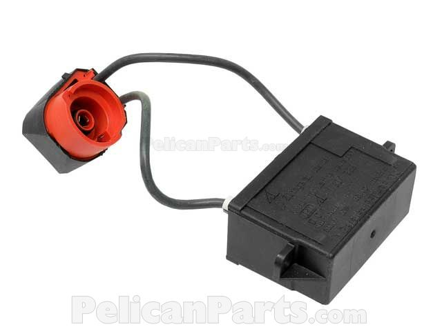 Igniter for Xenon Headlamp 63126907504  Automotive