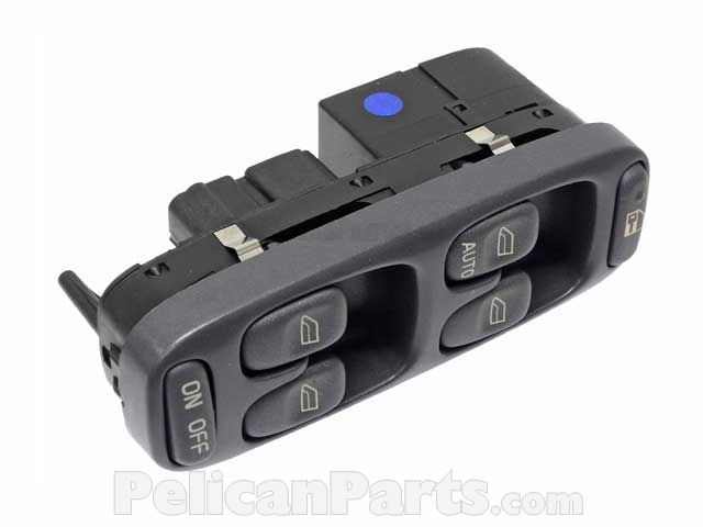 Volvo v70 1998 2010 switches motors relays fuses for 1999 volvo v70 window switch