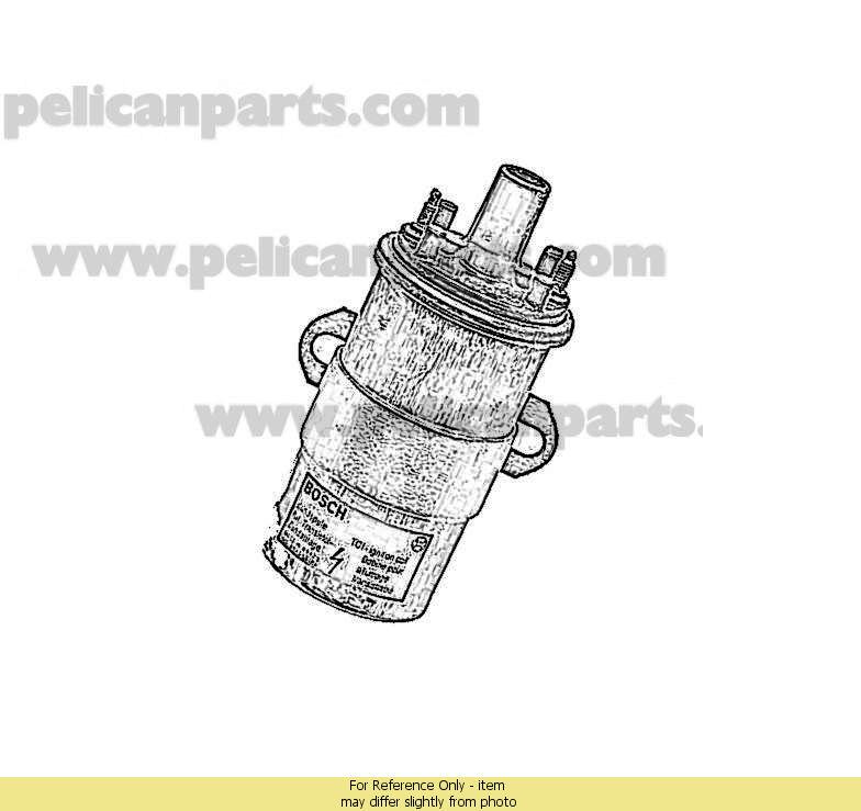 distributor cap location e320 engine cap