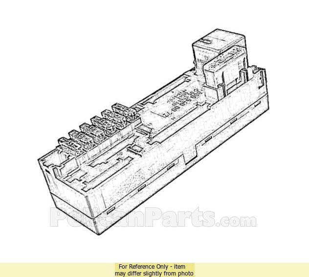 1999 mercedes benz c230 kompressor sedan switches motors relays fuses wiring page 6. Black Bedroom Furniture Sets. Home Design Ideas