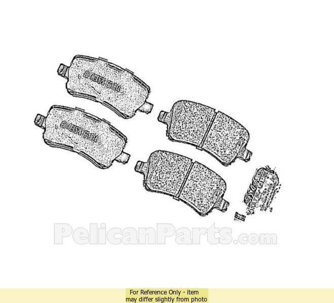 Volvo S60 Brake Pads: Brake Pads & Rotors