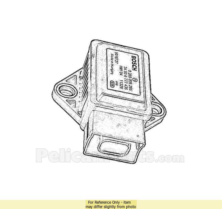 2008 Bmw 550I Problems >> BMW 5-Series E60/E61 (2004-2010) - Sensors - Page 6