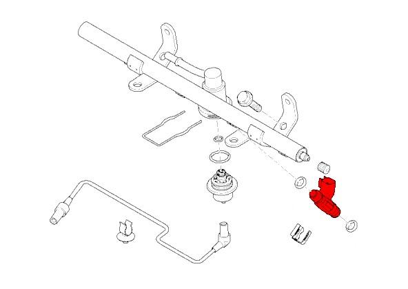 mini cooper  u0026 cooper s  r50  r52  r53  - fuel injection