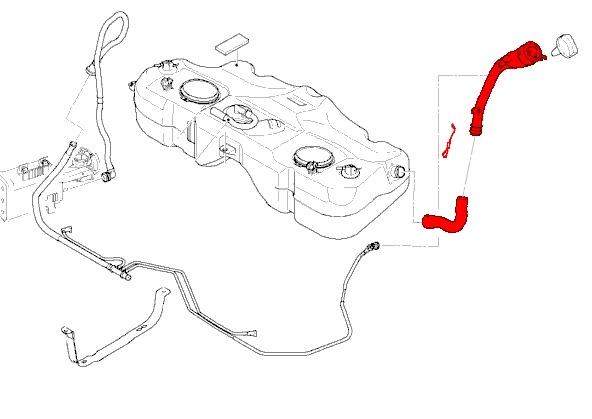 2004 mini cooper base hatchback fuel system page 3. Black Bedroom Furniture Sets. Home Design Ideas