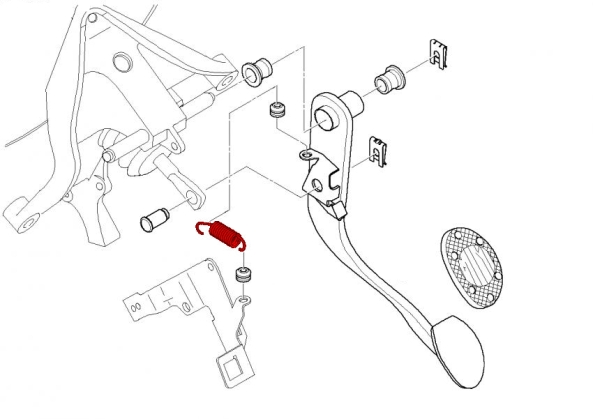 service manual  2004 mini cooper brake replacement system