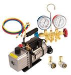 6 CFM 2-Stage Vacuum Pump - R-12/R-134a - Pelican Parts com