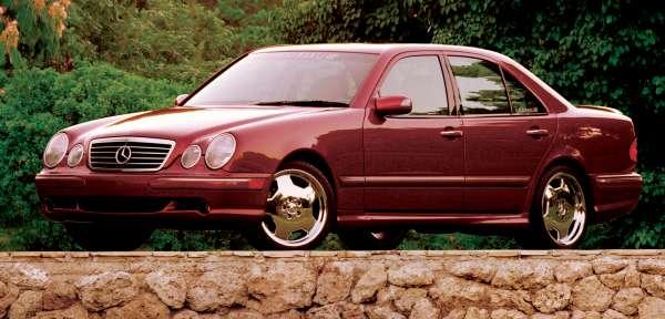 Mercedes Benz E Class 1996 2003 W210 Bumpers Doors