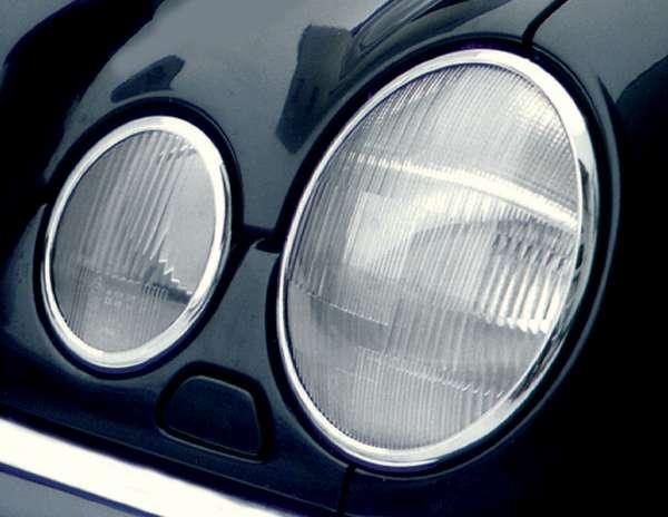 Mercedes benz e class 1996 2003 w210 exterior trim for Mercedes benz headlight problems