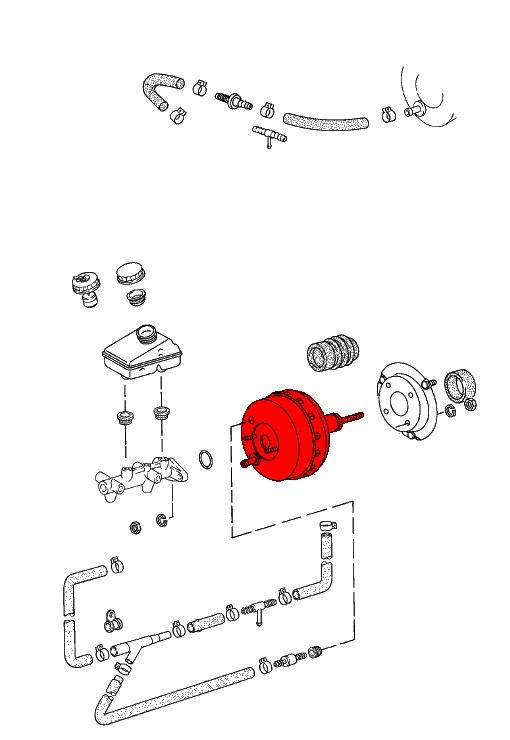 Porsche 924 944 Amp 968 1976 1995 Brake Hydraulics Page 6