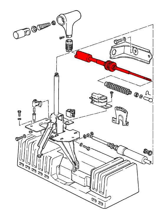2002 Ford Escape Shift Linkage furthermore 2000 Mercedes Benz C280 Engine Water Pump Laso W0133 1605630 moreover 1995 Porsche 968 Automatic Shift Cable Replace moreover Honda Accord Shifter Schematic furthermore Power Steering System Diagram. on mercedes transmission linkage bushing