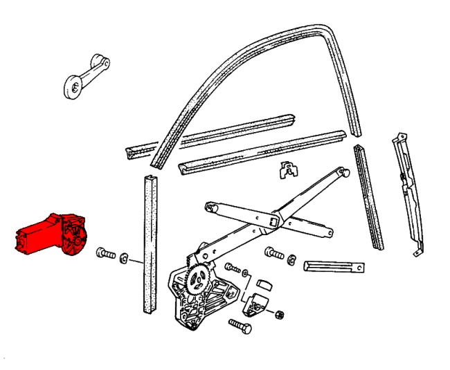 1987 porsche 924 s horn fuse repair