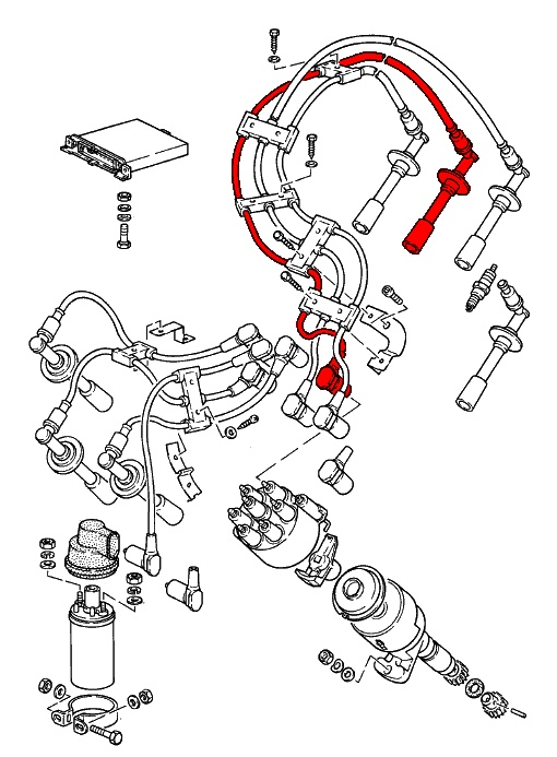 1984 Porsche 944 Vacuum Diagram Html likewise Diagram Of 1986 Porsche 944 Turbo Engine moreover Wiring Diagram Porsche 928 besides 863463 Timing Belt Routing moreover Water Coolant Pumps. on 87 porsche 944 timing belt diagram