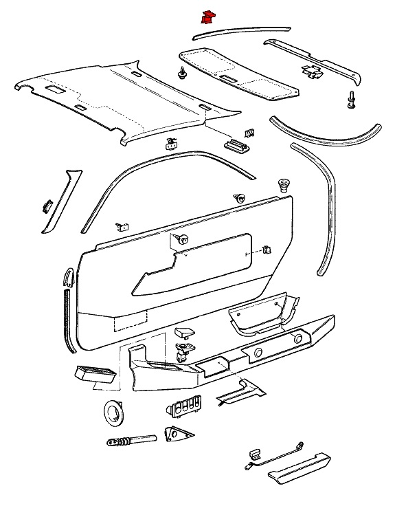 1981 porsche 928 parts diagrams  porsche  auto wiring diagram
