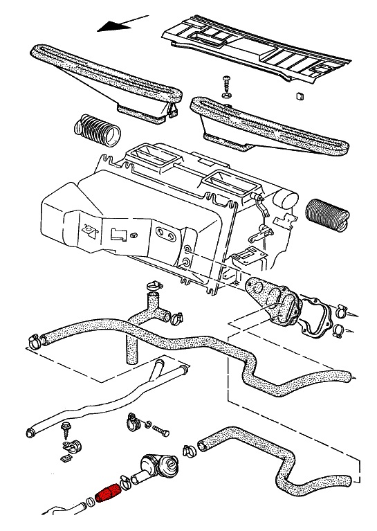 1978 Porsche 928 Wiring Diagram