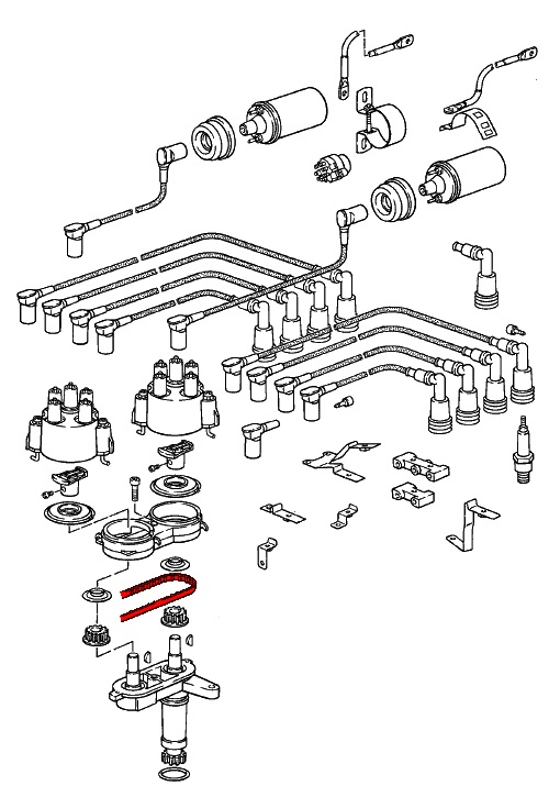 96 acura integra fuel filter location