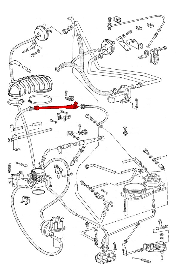porsche 911  1974-1989  - fuel injection