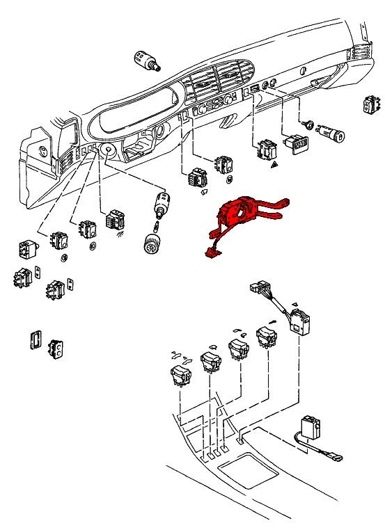 1986 porsche 944 headlight motor wiring diagram