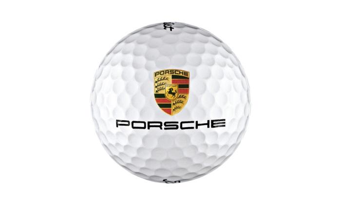 Pelican Parts Com Porsche Golf Ball Set