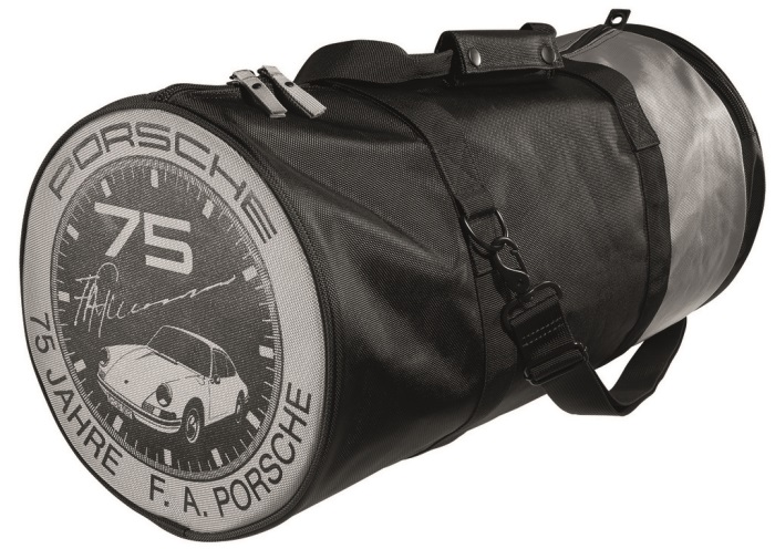 Pelican Parts Com Porsche 75 Years F A Porsche Sports Bag