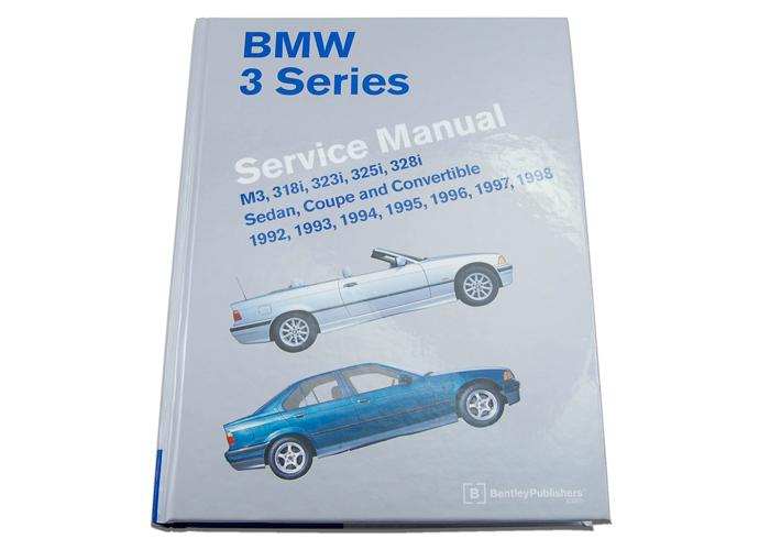 bmw 3 series service manual e36