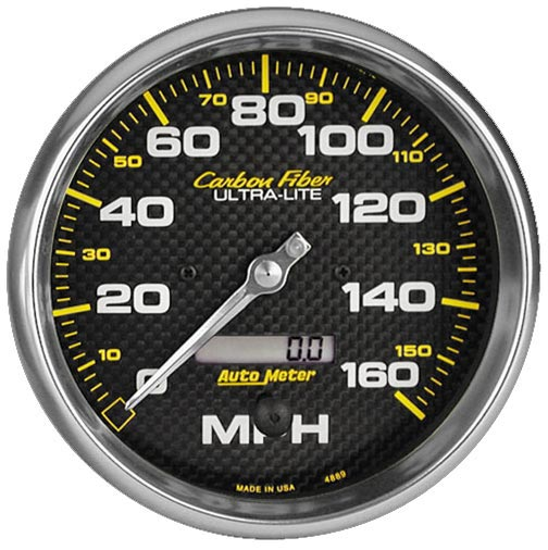 Motorcycle Odometer Reading