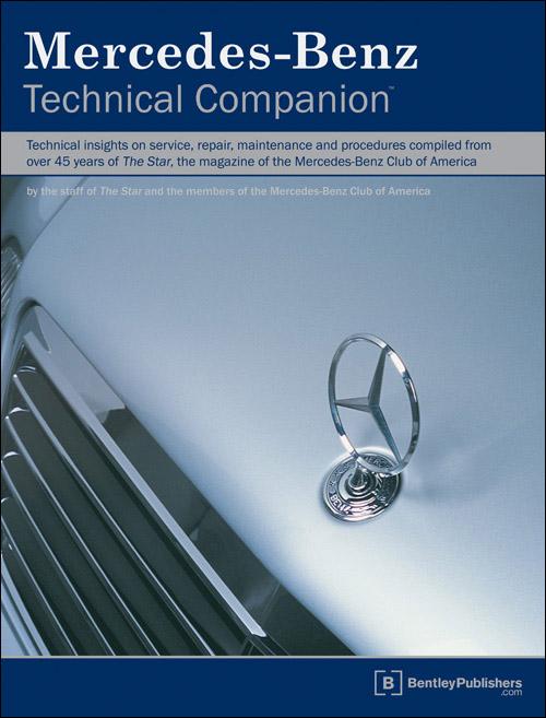 Mercedes benz c class 1994 2000 w202 books technical for Mercedes benz book