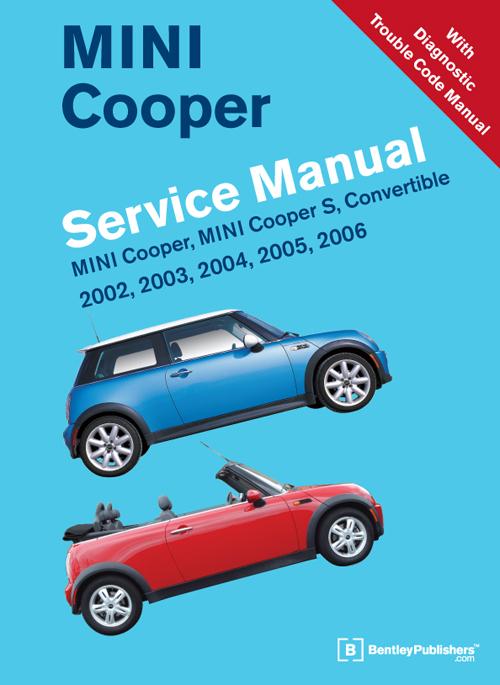 mini cooper owners manual 2003