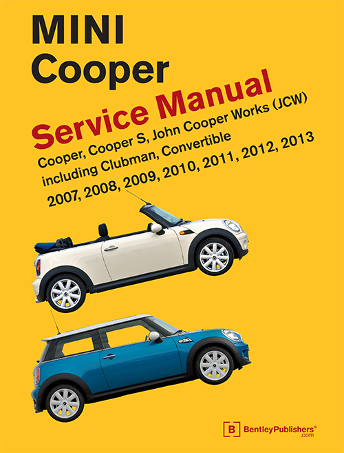 Mini Cooper  Cooper S  And Clubman  R55  R56  R57