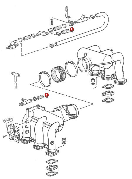 Porsche 924 944 U0026 968 1976 1995 Heater System