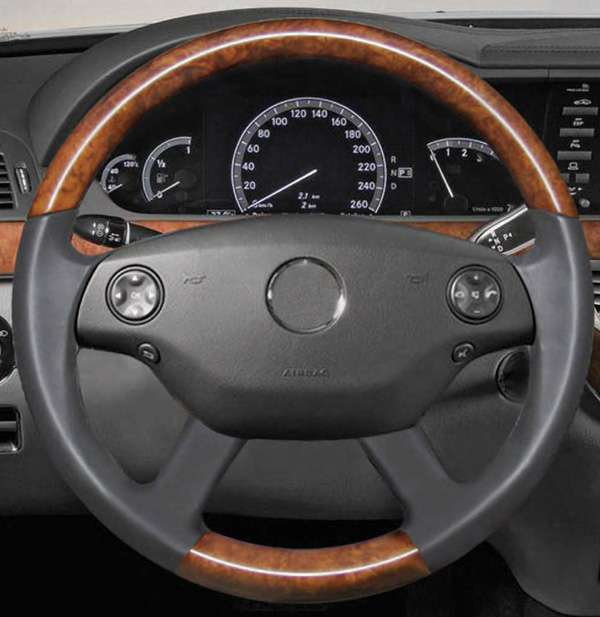 Mercedes benz s class 2007 2013 w221 interior for Mercedes benz interior parts online