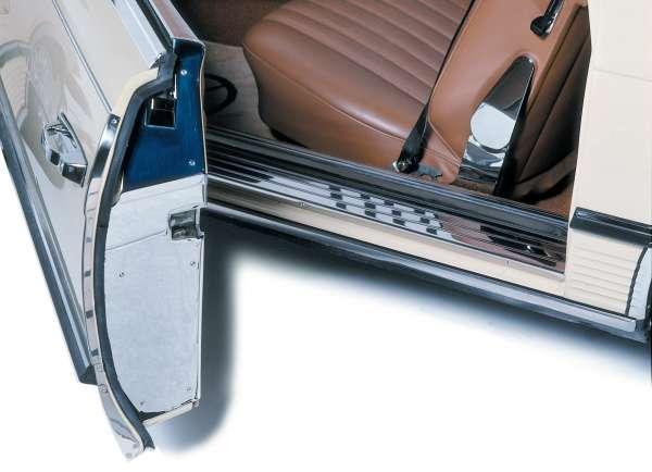 Mercedes Benz Sl Class 1972 1989 R107 C107 Bumpers Doors Latches Lids Page 2